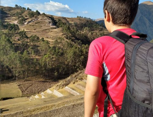 Backpacking with kids: 8 tips for your family trip